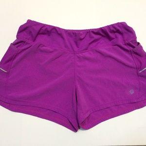 Athleta Ready Set Activewear Shorts